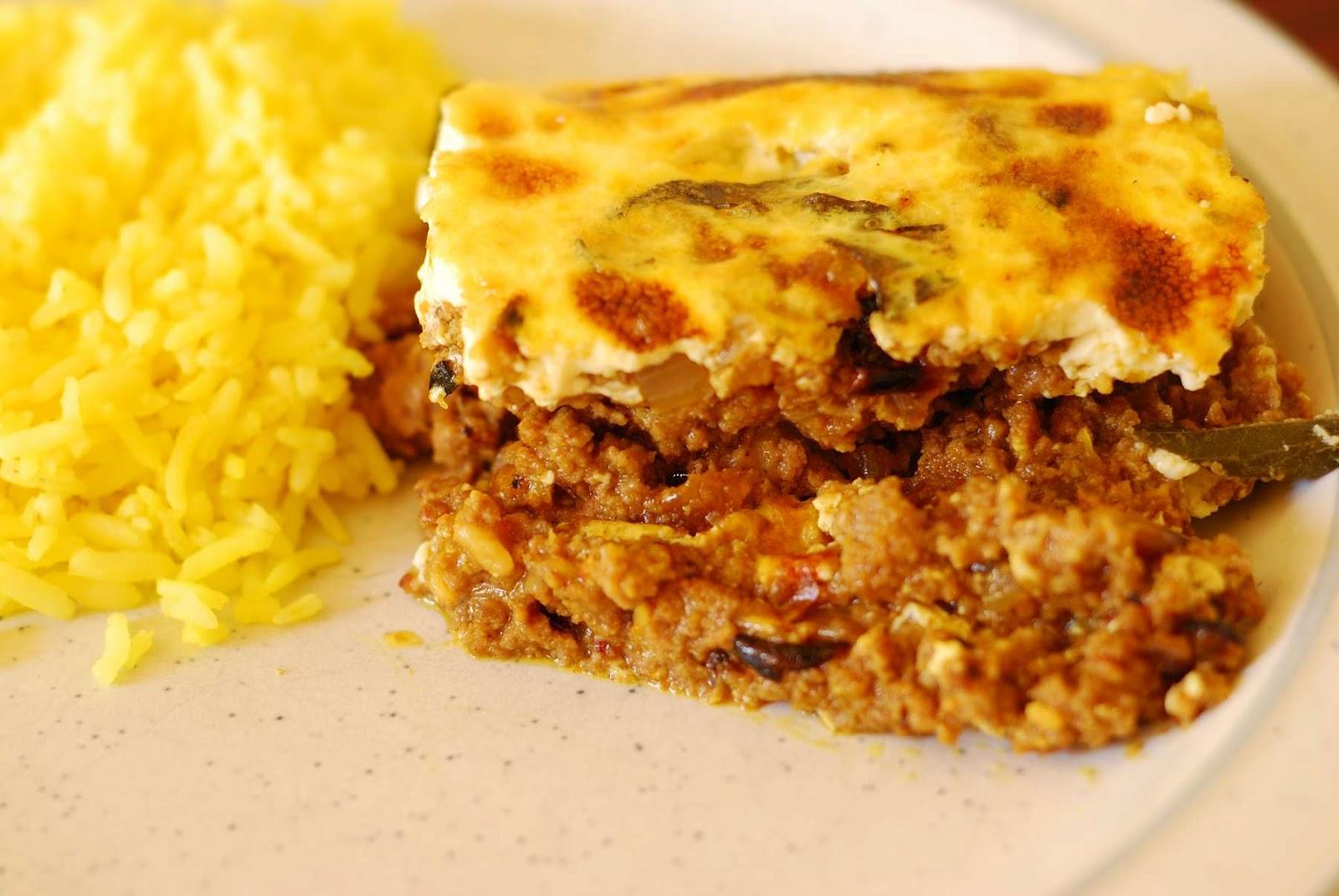 Bobotie Recipe South African Food